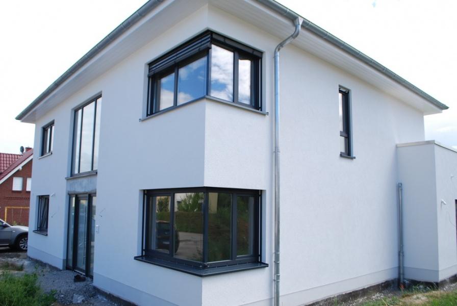 Einfamilienhaus in butzbach bauunternehmen g hildebrand for Architekt einfamilienhaus