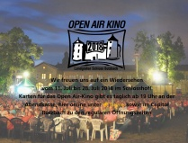 Butzbacher Open Air Kino