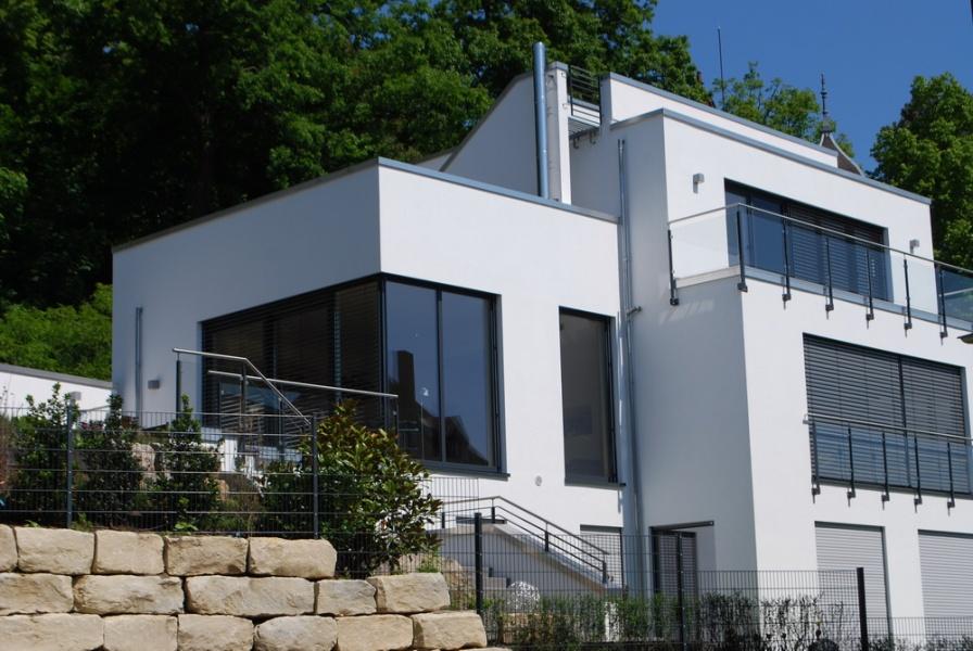 einfamilienhaus in bad nauheim bauunternehmen g hildebrand gmbh co kg. Black Bedroom Furniture Sets. Home Design Ideas